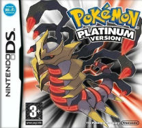 Pokemon - Platinum Version (EU)(DDumpers) ROM