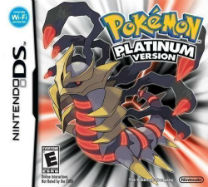 Pokemon Platinum Version (US)Rom