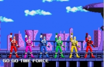 Power Rangers - La Force Du Temps  ROM