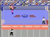 ProWres - Famicom Wrestling Association  [b] ROM