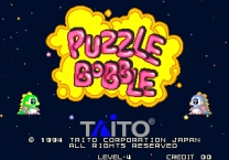 Puzzle Bobble / Bust-A-Move  ROM