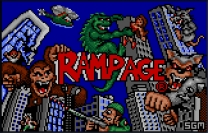 Rampage Rom