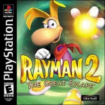 Rayman 2 - The Great Escape   ISO[SLES-02906] ROM