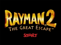 Rayman 2 - The Great Escape   ROM