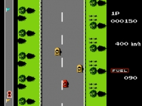 Road Fighter  ROM
