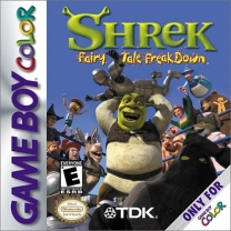 Shrek - Fairy Tale Freakdown  Rom