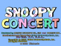 Snoopy Concert  ROM