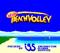 Sonic Spike - World Championship Beach Volleyball  ROM