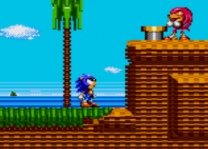 Sonic The Hedgehog - Triple Trouble Rom