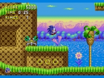 Sonic the Hedgehog  [Hack by JcFerggy v20080831] Rom