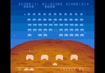 Space Invaders DX Rom