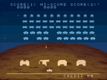 Space Invaders - The Original Game  ROM