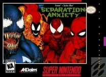 Spider-Man & Venom - Separation Anxiety Rom