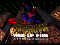 Spider-Man - Web of Fire Rom