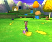 Spyro the Dragon 3 - Year of the Dragon [NTSC-U] ISO[SCUS-94467]Rom