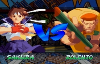 Street Fighter Alpha 2  ISORom