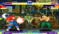 Street Fighter Alpha - Warriors' Dreams  ROM
