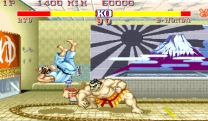Street Fighter II': Hyper Fighting  ROM