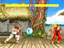 Street Fighter II - The World Warrior  ROM