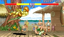 Street Fighter II: The World Warrior  ROM