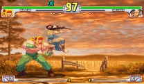 Street Fighter III 3rd Strike: Fight for the Future Rom
