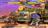 Street Fighter Zero 2 Alpha  ROM