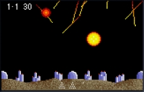 Super Asteroids, Missile Command Rom