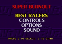 Super Burnout Rom