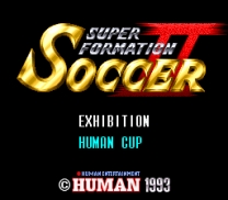 Super Formation Soccer II  ROM