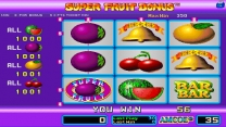 Super Fruit Bonus  ROM