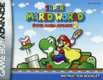 Super Mario Advance 2 - Super Mario World ROM