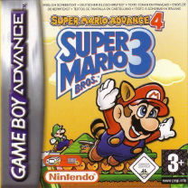 Super Mario Advance 4 - Super Mario Bros 3 (Menace) (E)Rom