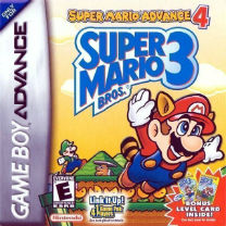 Super Mario Advance 4 - Super Mario Bros. 3 (V1.1)Rom