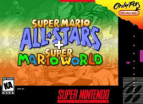Super Mario All-Stars + Super Mario WorldRom