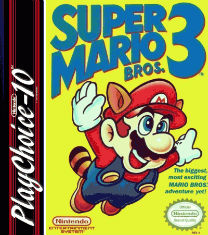 Super Mario Bros 3 (PC10) ROM