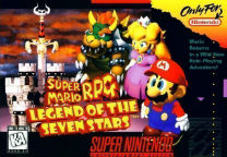 Super Mario RPG - Legend Of The Seven StarsRom