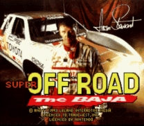 Super Off Road - The Baja   ROM