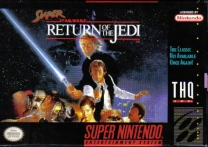 Super Star Wars - Return of the Jedi  ROM