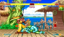 Super Street Fighter II X: Grand Master Challenge   ROM