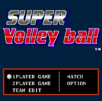 Super Volleyball  ROM