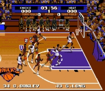 Tecmo Super NBA Basketball  ROM