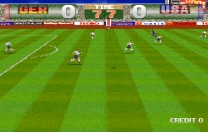Tecmo World Cup '98  ROM