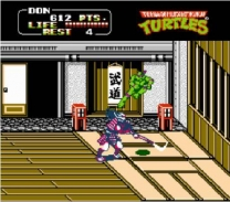 Teenage Mutant Ninja Turtles II - The Arcade Game  ROM