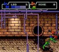 Teenage Mutant Ninja Turtles - Return of the Shredder Rom