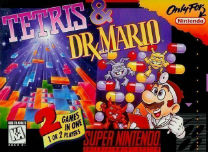 Tetris And Dr. MarioRom