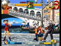 The King of Fighters 2001  ROM