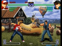 The King of Fighters 2003 (Decrypted C) (Non-MAME) ROM