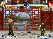 The King of Fighters 2002 Magic Plus  ROM