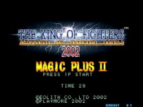 The King of Fighters 2002 Magic Plus II  ROM