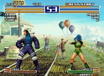 The King of Fighters 2003  ROM
